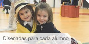 Actividades Complementarias Colegio Internacional centro Madrid